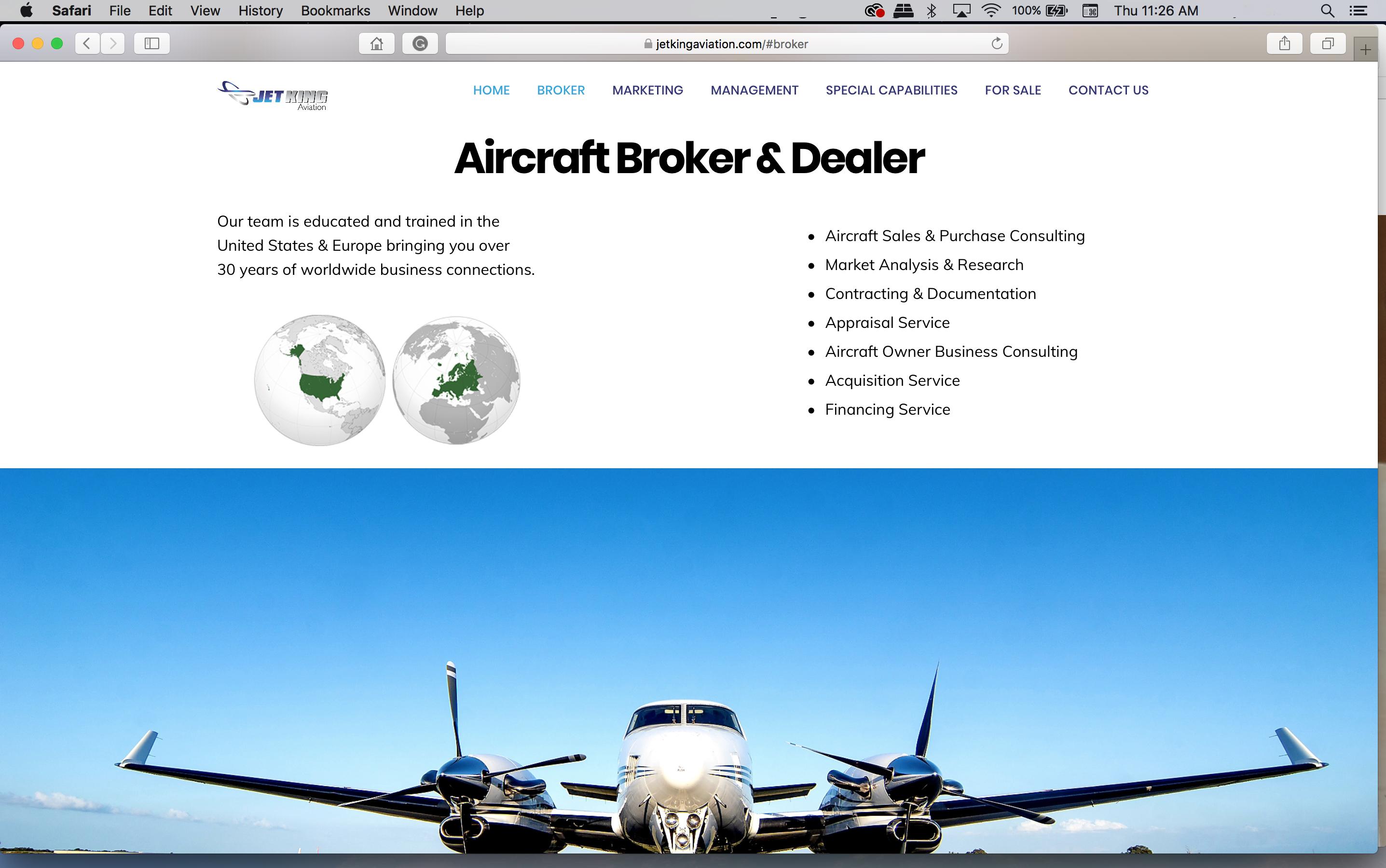 Jet King Aviation